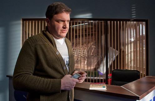 Максим Виторган уже попробовал себя в роли радиодиджея в кино