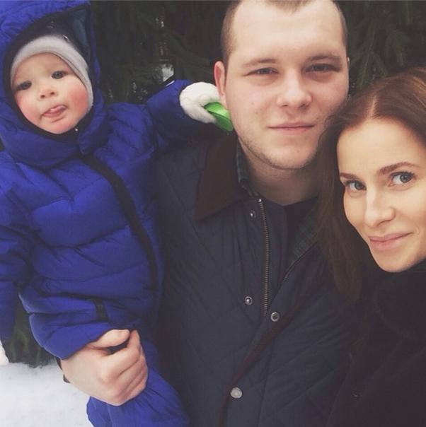 Тата и Сергей Бондарчуки с дочерью Маргаритой