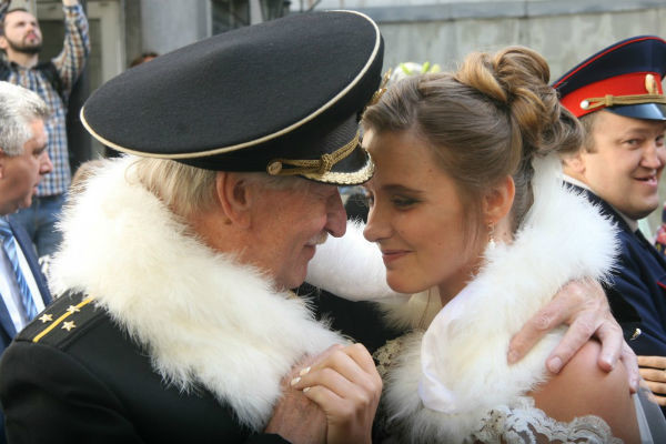 Супруги состояли в браке три года