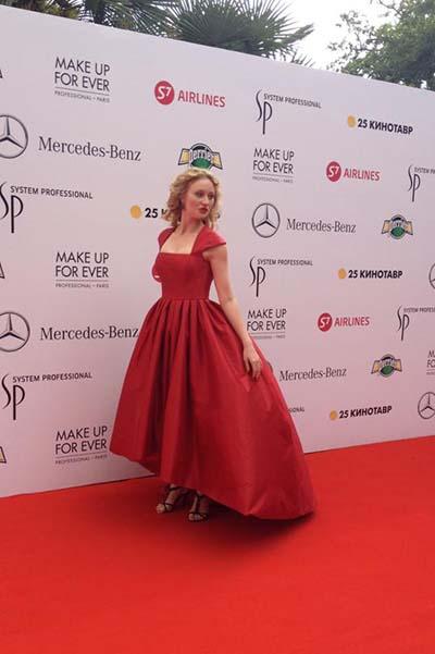 Нина Курлякова - красное на красном