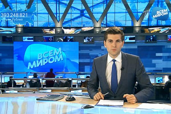 Дмитрий Борисов на благотворительном марафоне