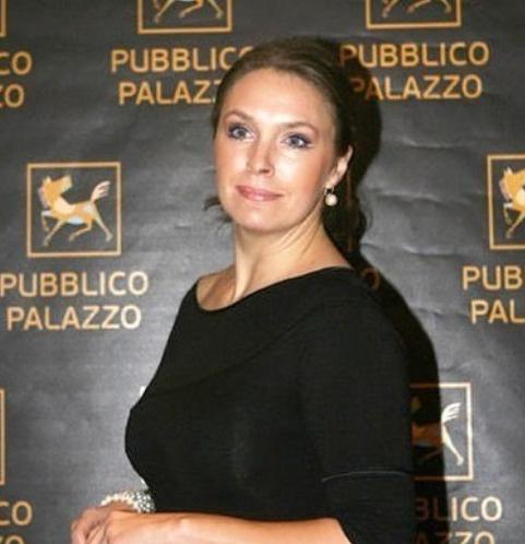 Актриса театра и кино Марина Могилевская