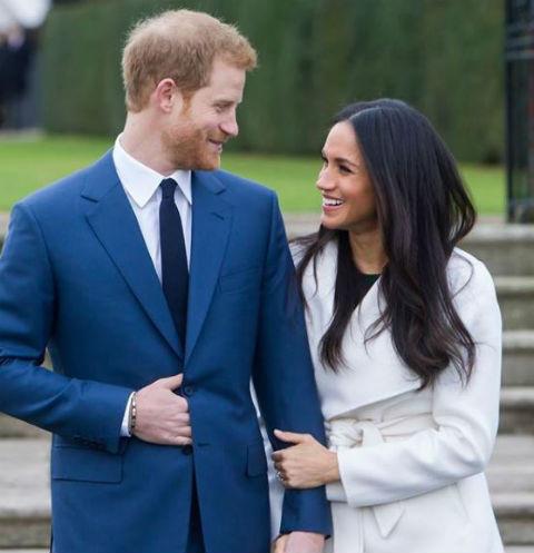 Гарри пятый в очереди наследников престола Соединенного королевства