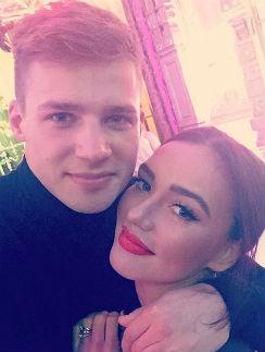 Ольга Серябкина и Олег Майами