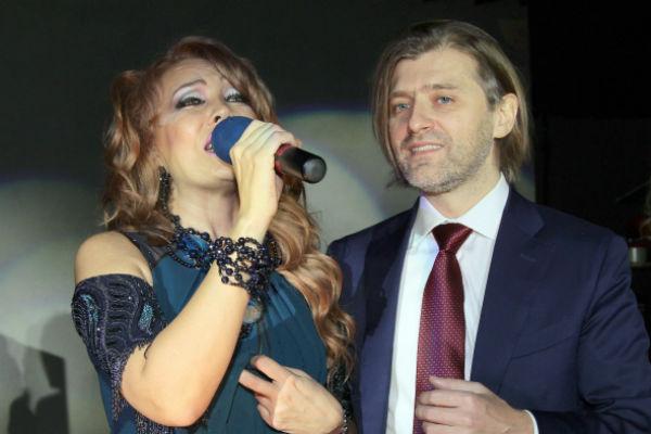 Азиза и Александр Бродолин