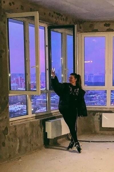 Новая квартира Анны Седоковой