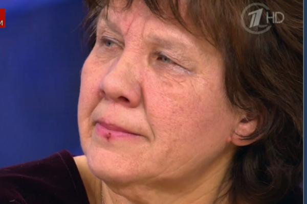 Людмила Григорьевна не могла сдержать слез, рассказываю свою историю