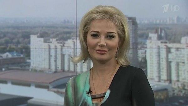Мария Максакова в эфире «Пусть говорят»