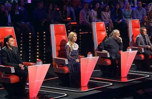 Наставники проекта «Голос»: Дима Билан, Пелагея, Александр Градский и Леонид Агутин