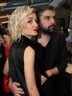 Полина Гагарина с мужем Дмитрием Исхаковым
