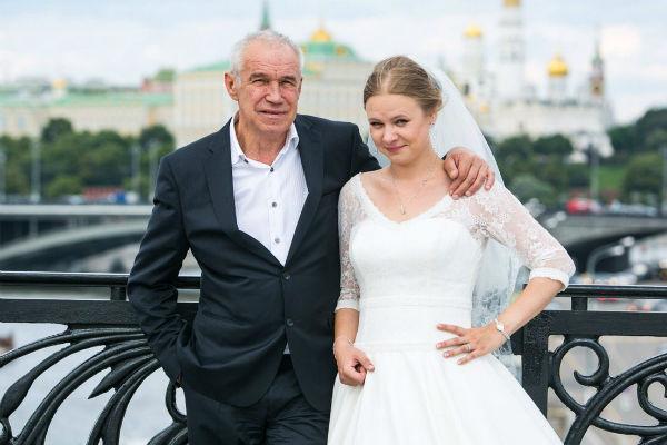 Сергей Гармаш остался доволен выбором дочери