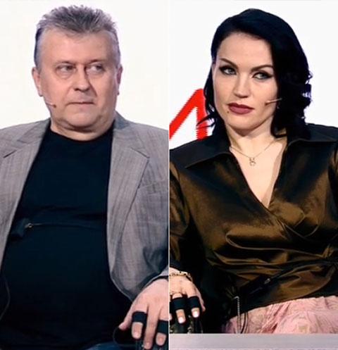Евгений Самусенко и Милена Дейнега