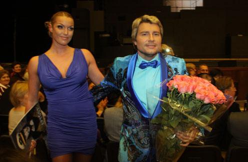 Настя и Николай  не скрывают своих чувств