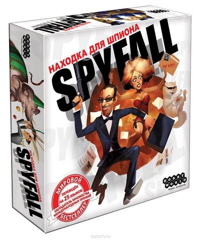 Игра Spyfall