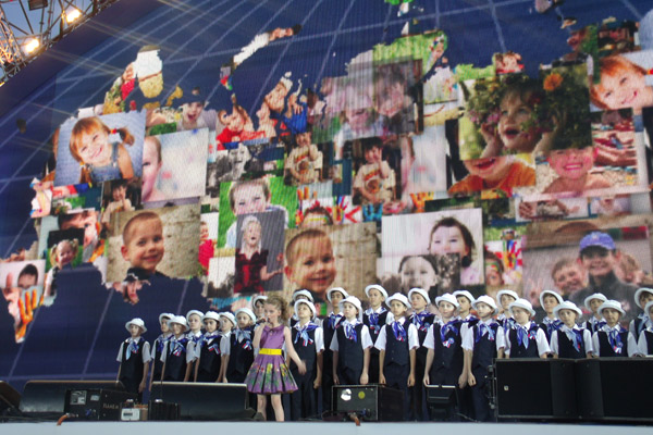 "Алиса Кожикина-победительница детского ""Голоса"""