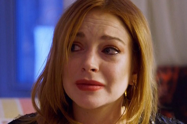 Актриса не смогла сдержать слез
