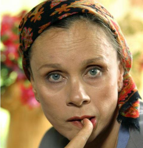 Любовь Григорьевна в 2004 году
