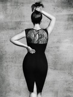 Линия одежды Violeta by MANGO предназначена для женщин plus-size