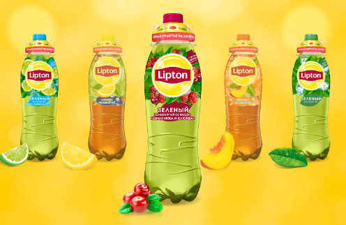 «Счастье на запястье»: Lipton Ice Tea® запускает движение счастливых людей