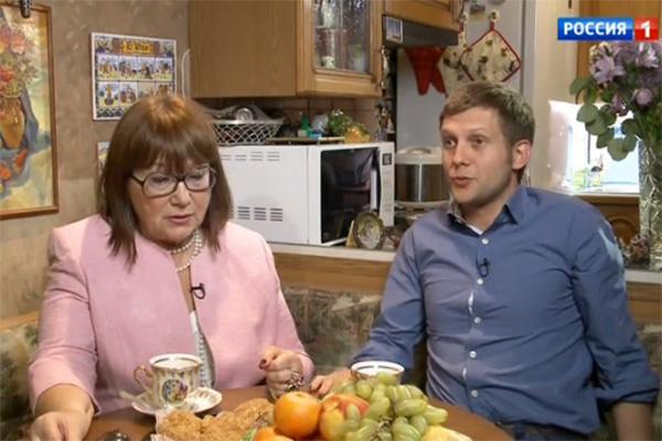 Ирина Леонидовна призналась, что была очень строга с сыном