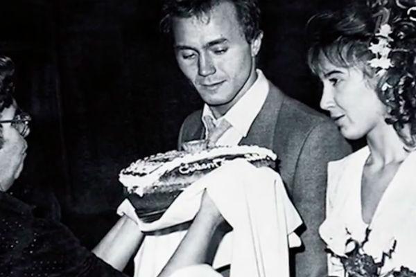 Андрей Панин с первой женой Татьяной Французовой
