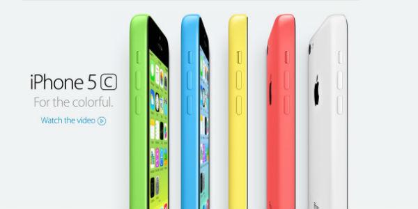 Модель, выполненная из пластика, будет доступна в зеленом, голубом, розовом, белом и желтом цветах