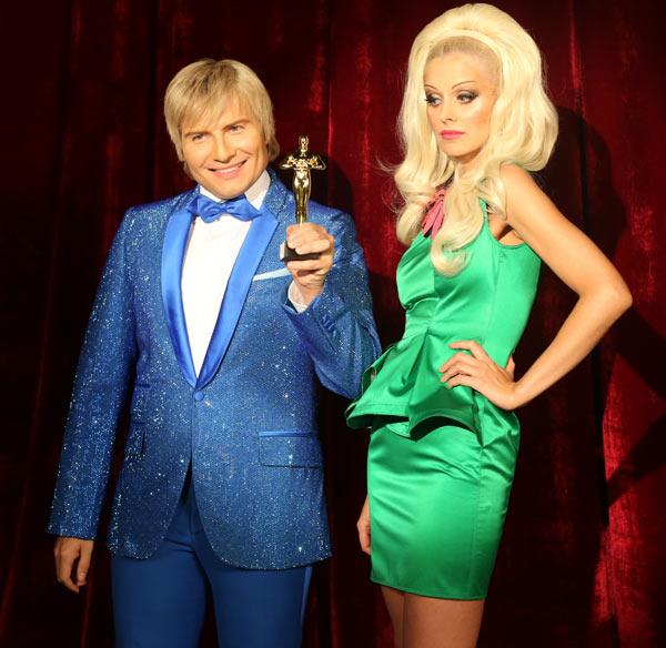 Специально для съемок Николай заказал 10 костюмов для себя и 12 платьев для Натали