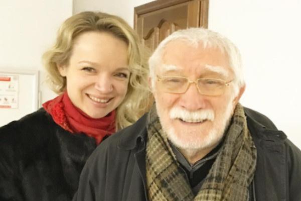 Виталина влюбилась в Армена Борисовича в 16-летнем возрасте