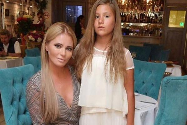 Дана Борисова до сих пор живет отдельно от дочери