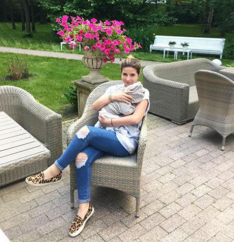 Галина Юдашкина считает себя хорошей мамой