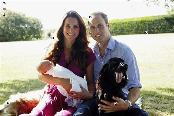 Фото Кейт Миддлтон и принца Уильяма с малышом Георгом подверглось критике профессиональных фотографов