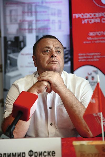 Владимир Фриске устал умолять Шепелева о встречах с внуком и намерен решать вопрос в суде