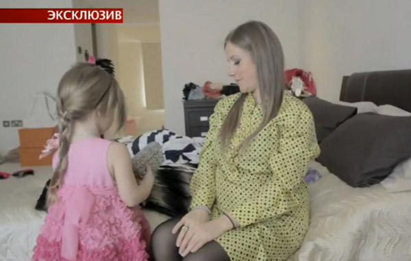 Уже после расставания Юлия сняла для бывшего мужа трогательный ролик вместе с детьми