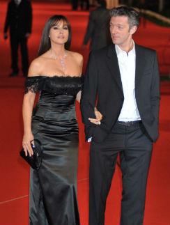 Моника Белуччи и Венсан Кассель поженились в 1999 году