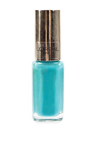 L'Ore´al Paris Лак для ногтей Candy, №616 «Невинный бирюзовый», 149 руб.