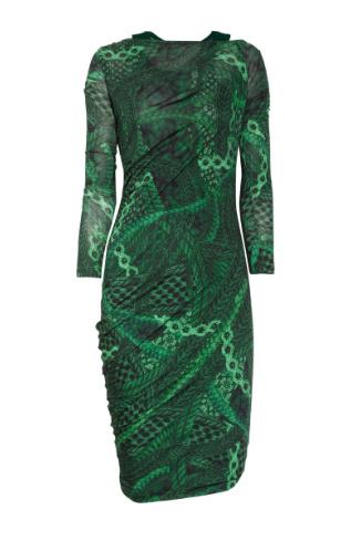 Платье Alexander McQueen, цена по запросу