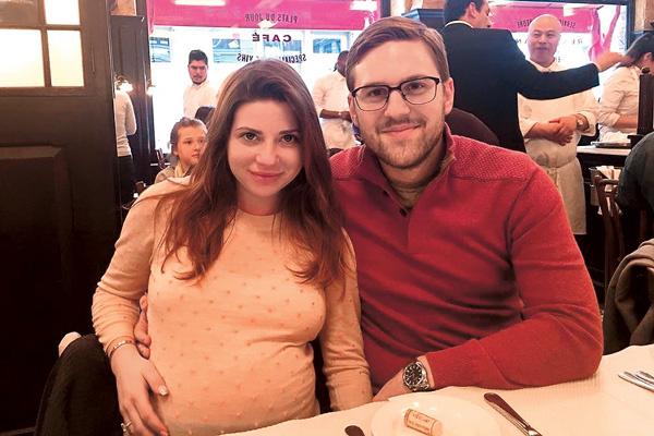 Галина Юдашкина и Петр Максаков готовятся стать родителями