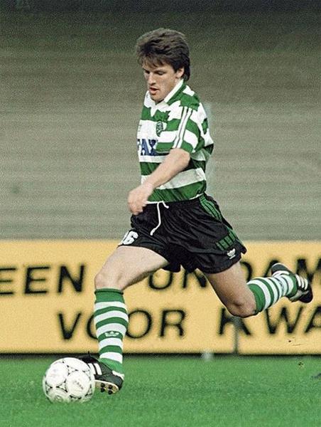 Щербаков был одним из лучших футболистов мира