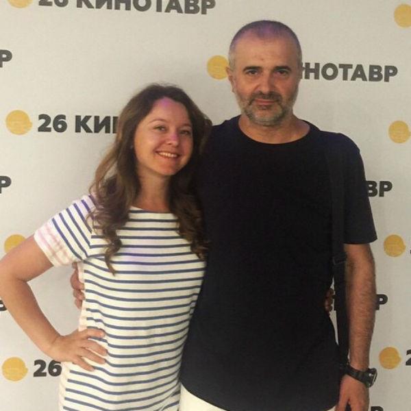 Актриса с супругом Артуром Мартиросяном