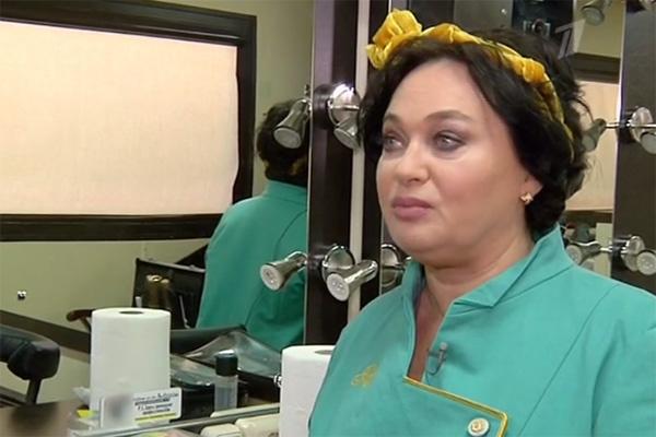 Лариса Гузеева заявила, что развода не будет