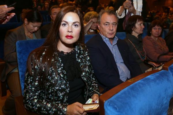 Екатерина Андреева с супругом Душаном Перовичем