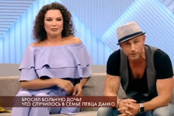 Наталья и ее друг Олег