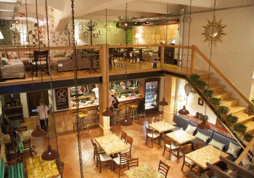 Средний счет в ресторане «Пюре» – 2000 рублей