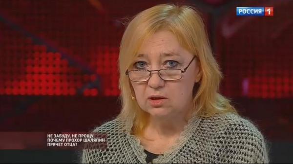 Экс-супруга Захаренкова недовольна тем, что Шаляпин не оформляет опеку над отцом
