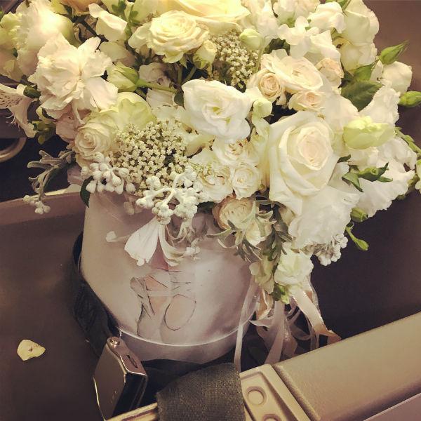 Роскошные букеты роз, которые дарили Анастасии Волочковой
