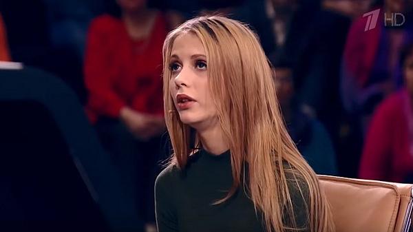 Подруга Дианы Шурыгиной Екатерина Лукоянчикова