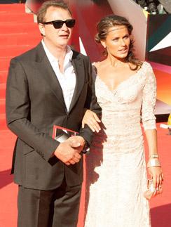 Марат Башаров с Анной Созоновой
