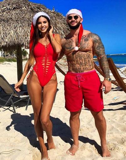 Самойлова и Джиган укрылись от холодов в солнечной Флориде