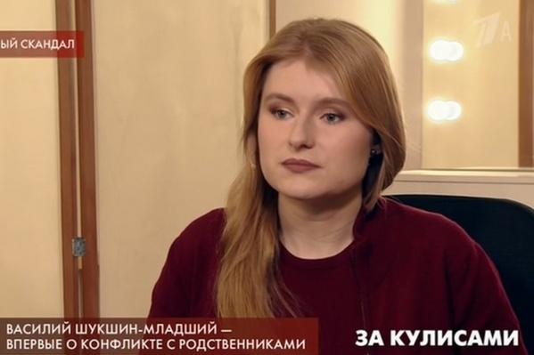 Анна Трегубенко не желает общаться с двоюродным братом