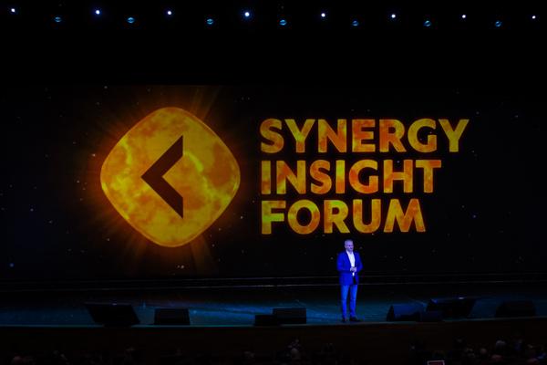 Synergy Insight Forum – форум-интенсив об идеях, которые меняют реальность